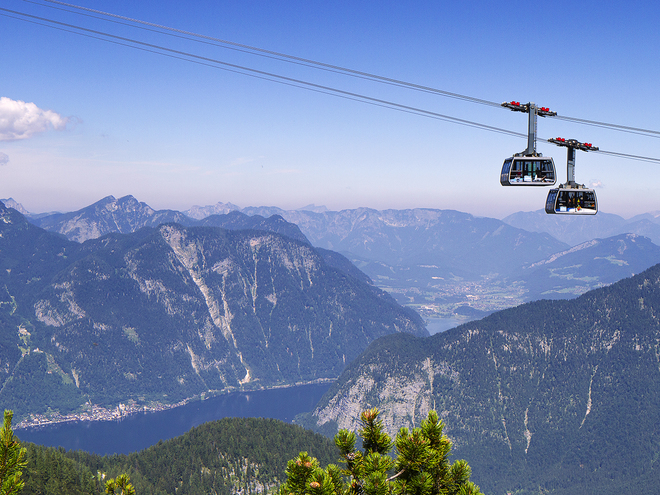Dachstein Krippenstein cable car