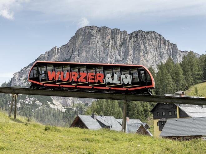 Cable Cars Wurzeralm
