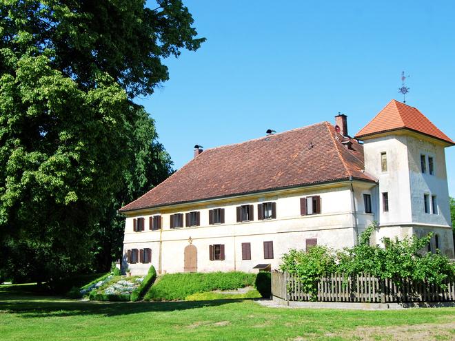 Schloss Mamling