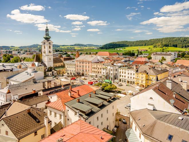 Hauptplatz Freistadt