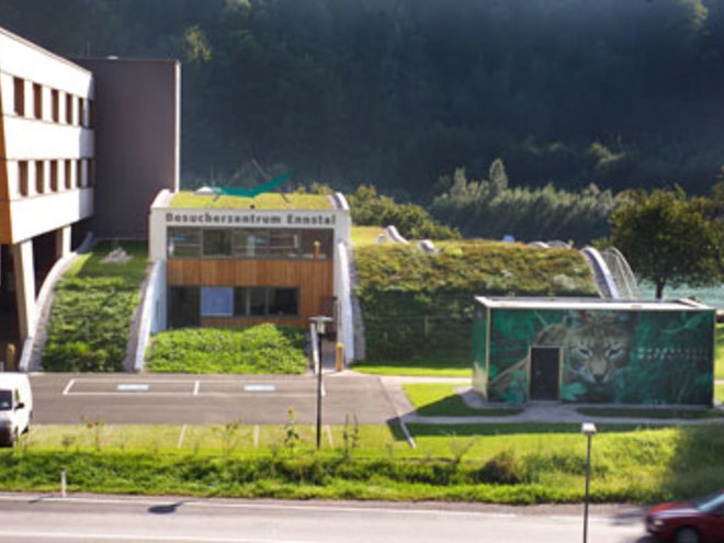 Ennstal National Park Visitors' Centre