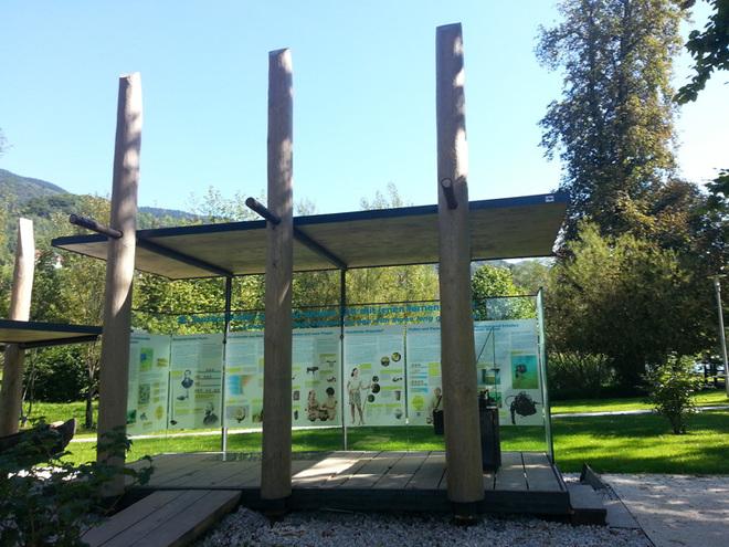 Abenteuer Pfahlbau - Pavillon Attersee