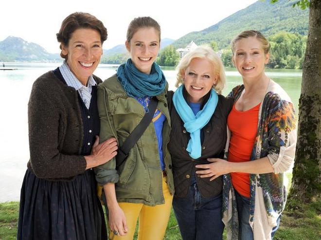Vier Frauen & ein Todesfall