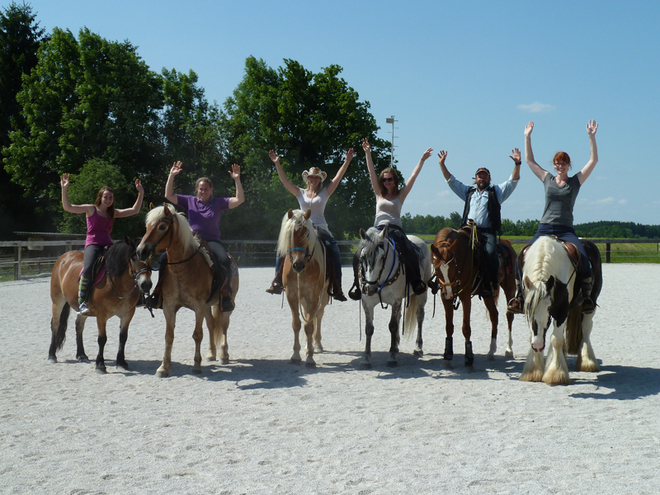 Saddle Up Ranch - Westernreiten im Almtal
