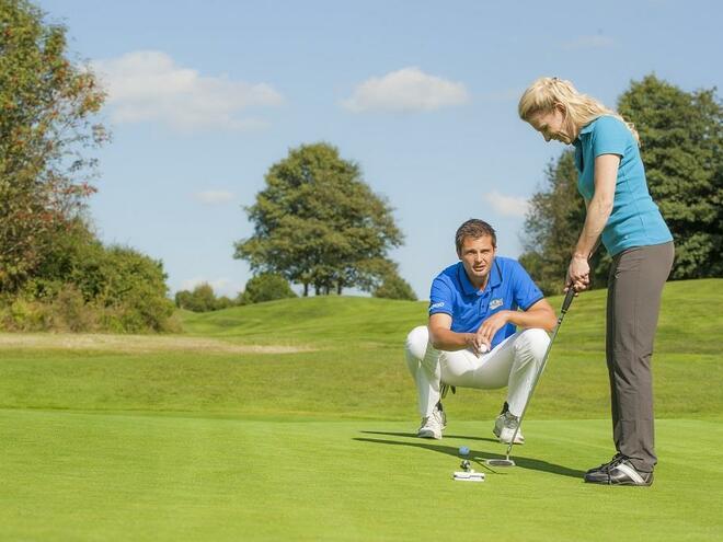 Golfkurse im Golfpark Böhmerwald