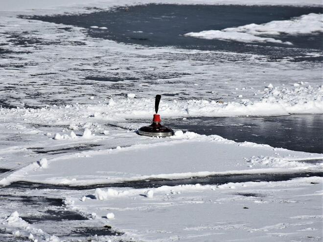 Eisschützenteich Rinnmühle