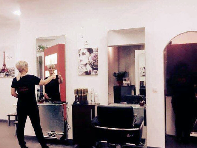 Mein Friseur - Hairstyle Manuela