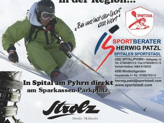 Ski rental Spitaler Sportstadl - Your Sports Advisor