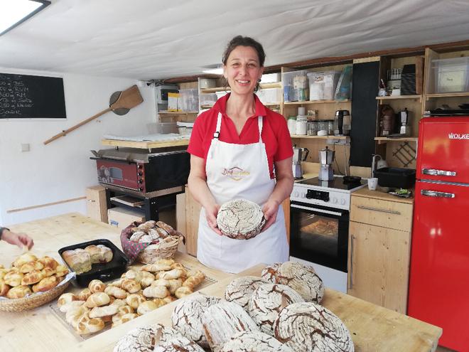 Brot und Leben - Helga Graef