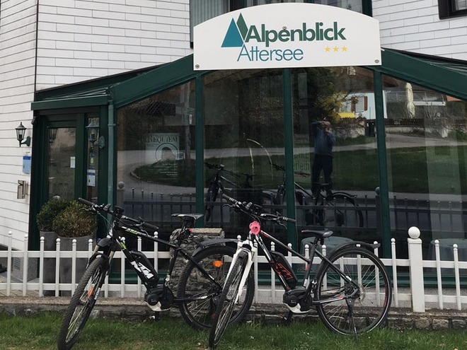 Hotel Alpenblick - E-Bike Rental
