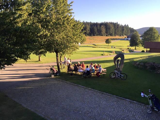 E-Tankstelle am Golfpark Böhmerwald
