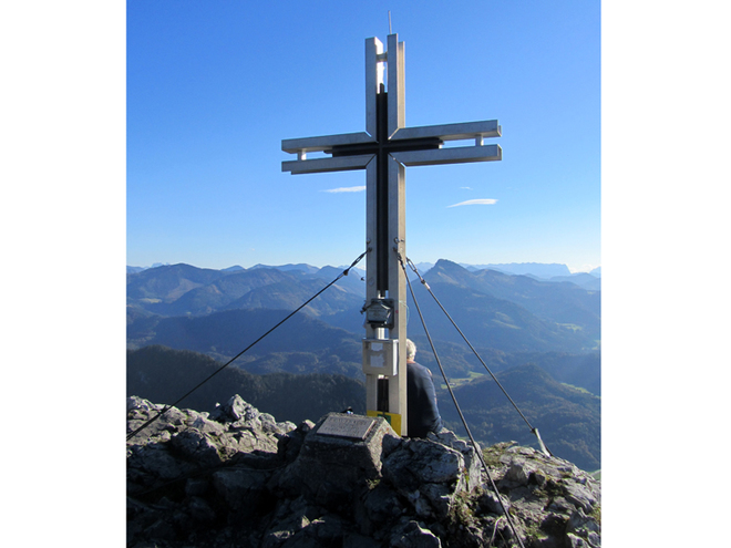 Cross on the Frauenkopf