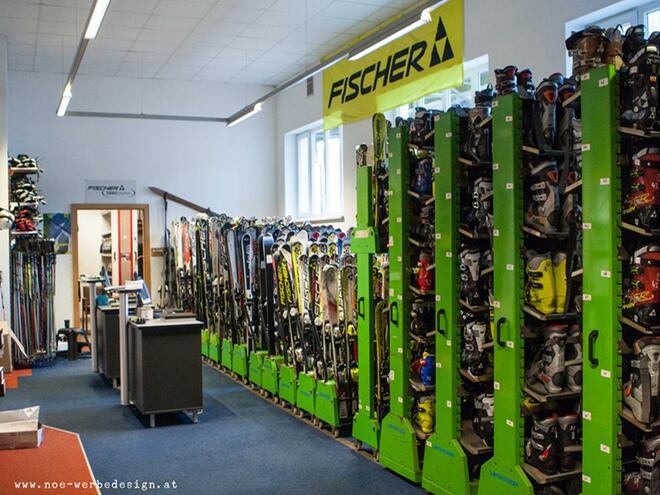 Schischule und Verleih Grünau