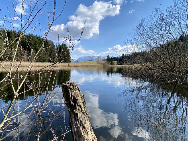 Reiserbauernmühle - Egelsee