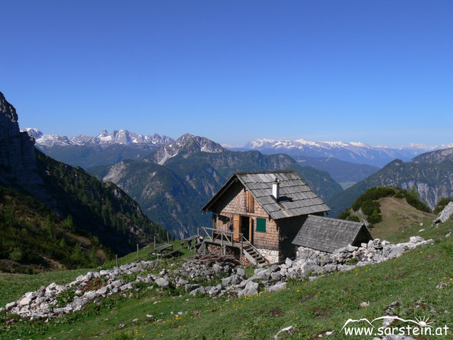 Traverse of the Sarstein from Bad Goisern to Obertraun