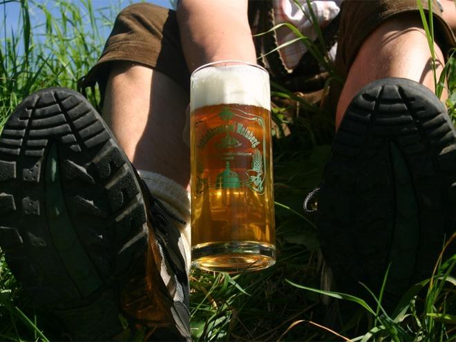 Bierlehrpfad in Kefermarkt