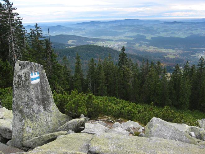 Nordwaldkammweg (Nordwaldkamm trail)