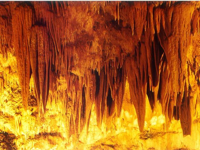 Gassel-Tropfsteinhöhle in Ebensee