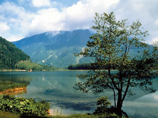 Rinnerhütte-Wildensee in Ebensee