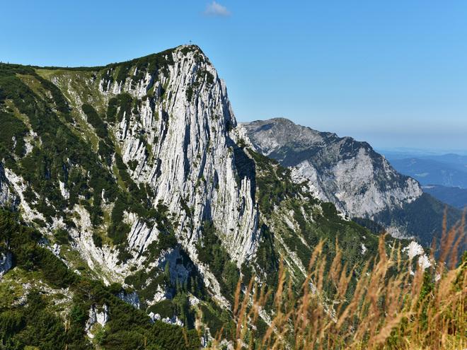 Klettersteig Alberfeldkogel - Feuerkogel