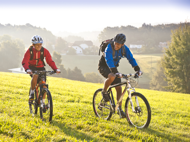 Mountainbikestrecke   'Donau-Ameisberg-Runde'