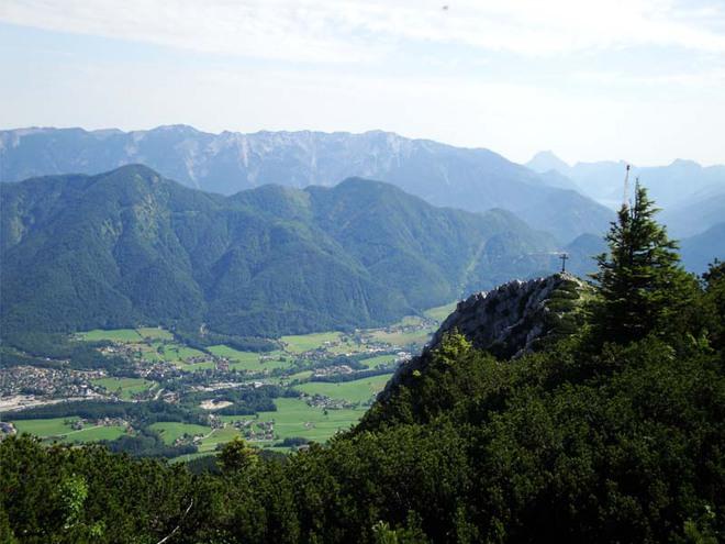 Rosskopf (1657 m) - Hainzen (1638 m)
