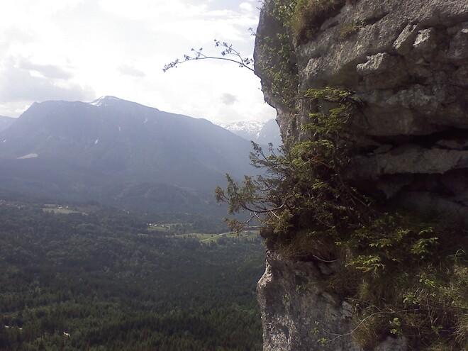 Ewige Wand Klettersteig