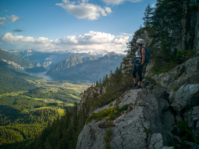 Predigstuhl Klettersteig