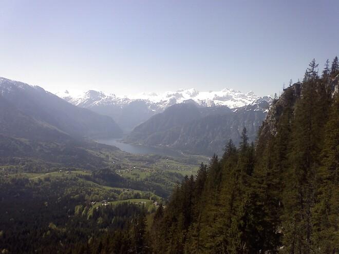 Törlwand Klettersteig