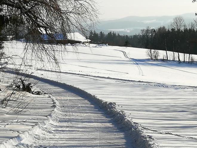 Winterwanderweg: Jagaspitzweg