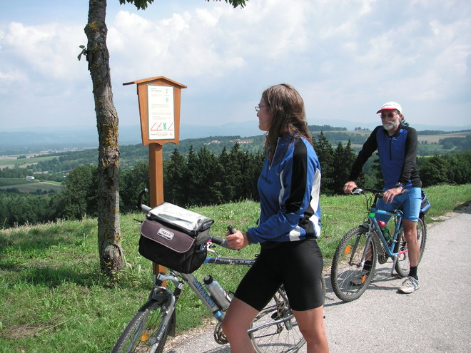 Obst-Hügel-Land Radweg