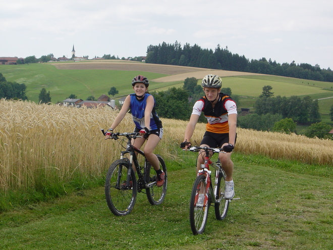 "Mountainbikestrecke ""Kocher-Runde"""
