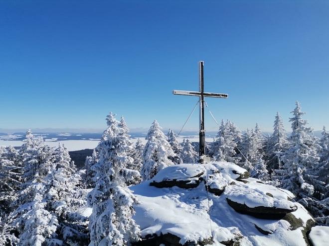 Schneeschuhtour Grünwald-Bärenstein