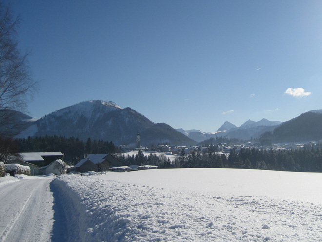 "Winter hiking route ""Lidaun"""