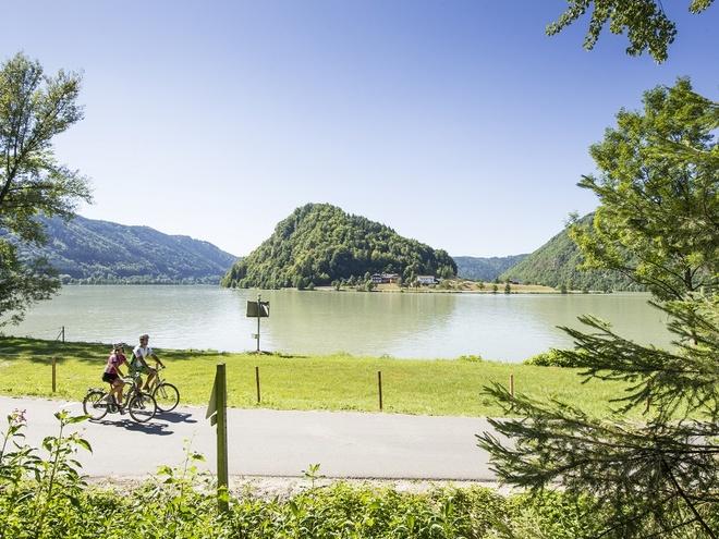 Rennradtour Donautal