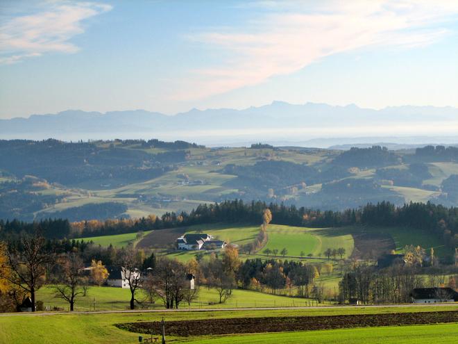 Rennradtour durch Bayern