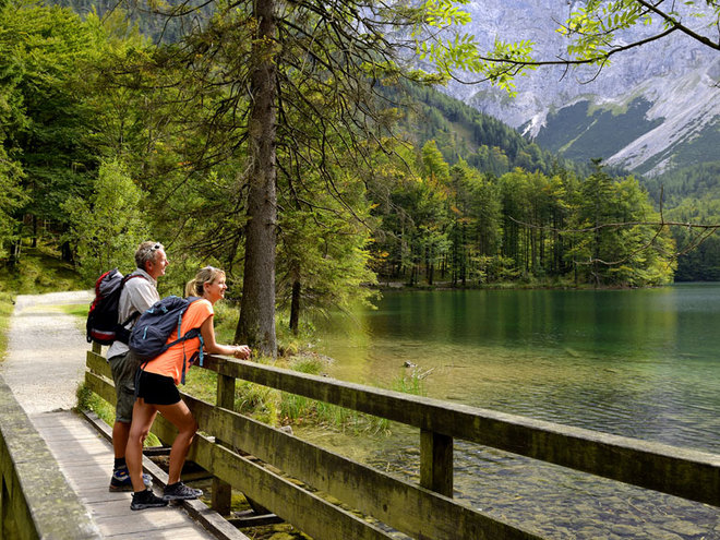 BergeSeen Trail Etappe 02: Gasthof 'in der Kreh' - Steinbach