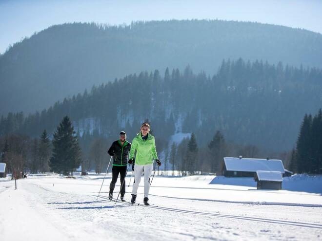 Heilbrunn cross-country ski-track (M7)