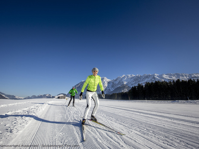 Neuhofen cross-country ski-track (M3)