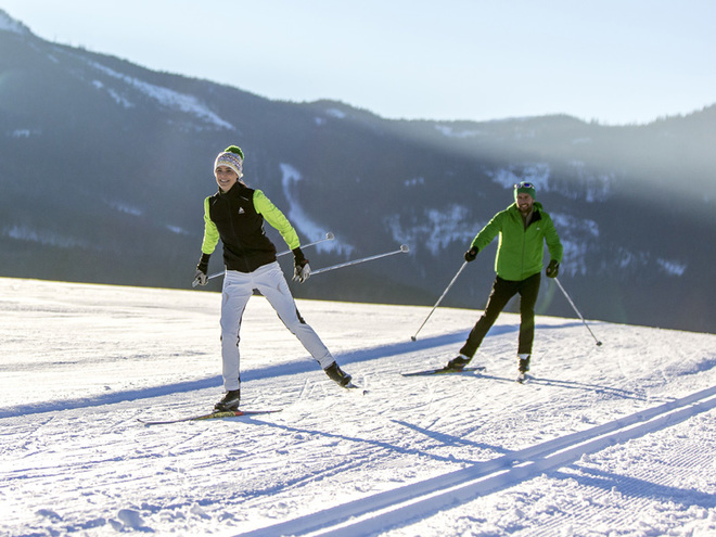 Obersdorf cross-country ski-track (M5)
