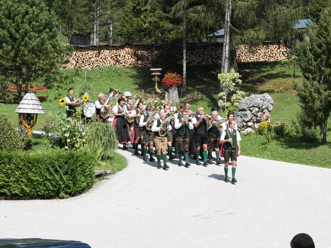 Frühlingskonzert der Gebirgsmusik Bad Goisern