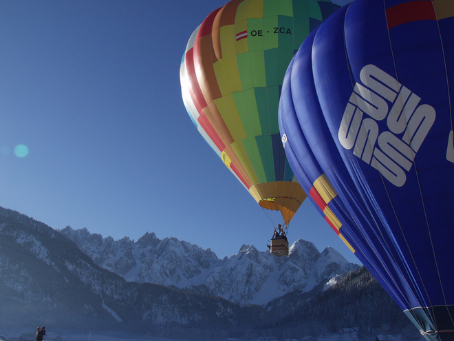 Balloon Week in Gosau 2020