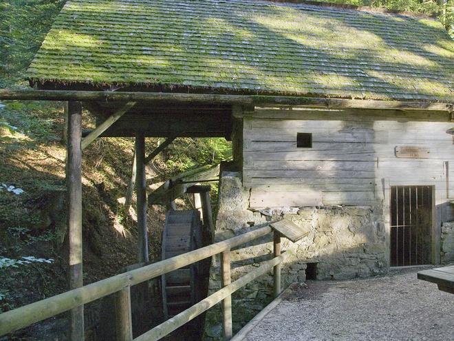 Reiserbauern Mühle - Besichtigung und Vorführung