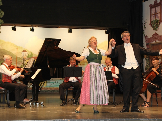 Operetta Evening in St. Wolfgang