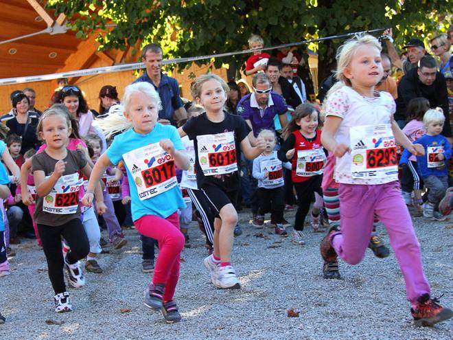 Wolfgangsee Junior Marathon