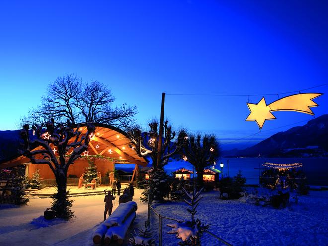 Traditionelles Adventsingen der Liedertafel Strobl