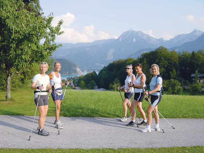 Nordic Walking - Einsteiger Workshop