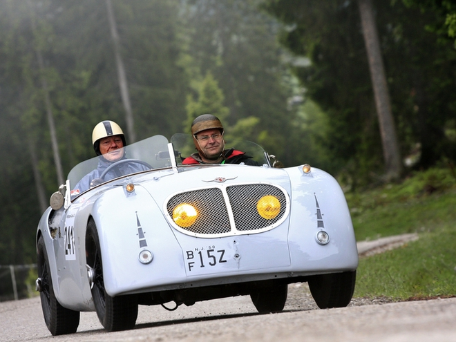 Wolfgangsee Classic - das Oldtimer Event