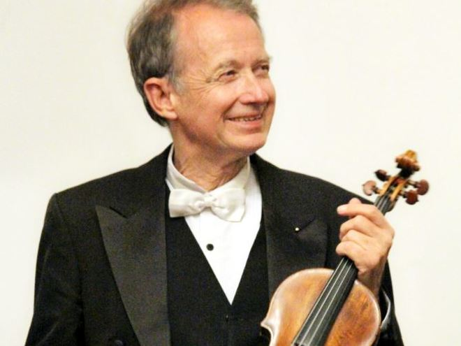violin concert with Prof.Michael Grube