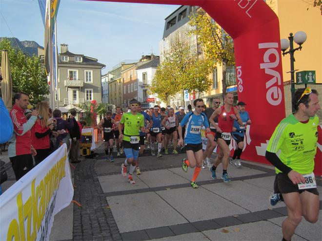 7. Salzkammergut Marathon